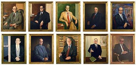 Presidentes da Assembleia da República pós 25 de Abril
