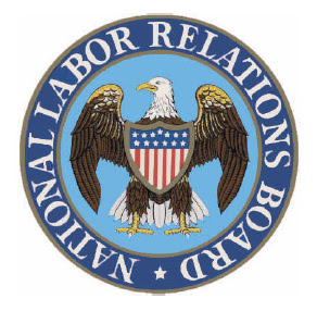 Color logo of the National Labor Relations Boa...