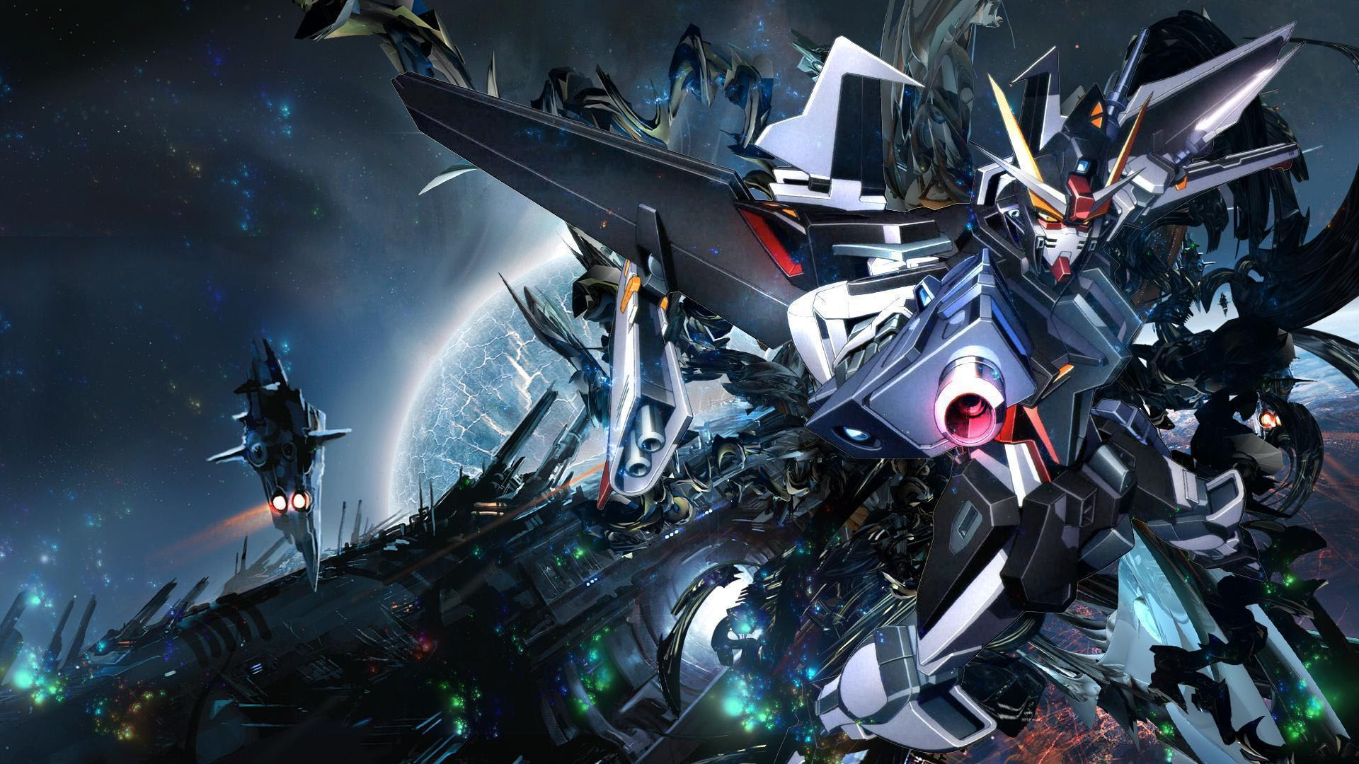 Gundam - Anime Wallpapers HD 4K Download For Mobile iPhone ...
