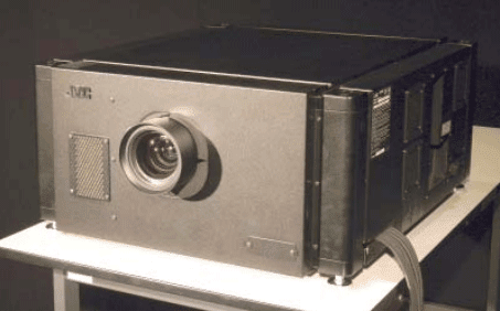 NHK and JVC develop 120fps Super Hi-Vision projector