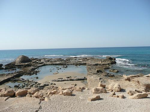 Herod's pool