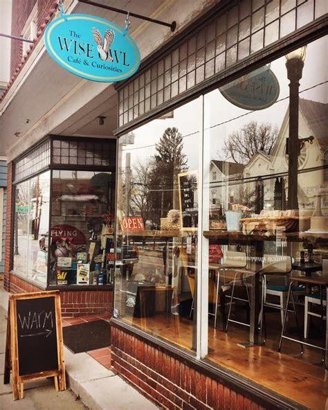 The Wise Owl Café & Curiosities   Home   Saugerties, New