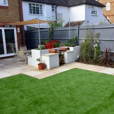 Contemporary Gardens Design | Ideas Made Real at Floral ...