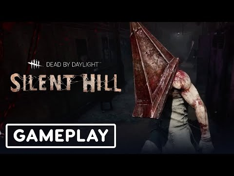Dead by Daylight: Silent Hill - 10 Minutos com cabeça de pirâmide Gameplay