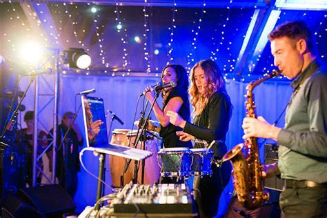 Electrick DJ Band   DJ with Musicians Sydney   Sax