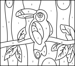 6200 Top Free Printable Number Coloring Pages For Adults For Free