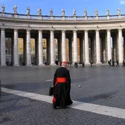 In piazza San Pietro