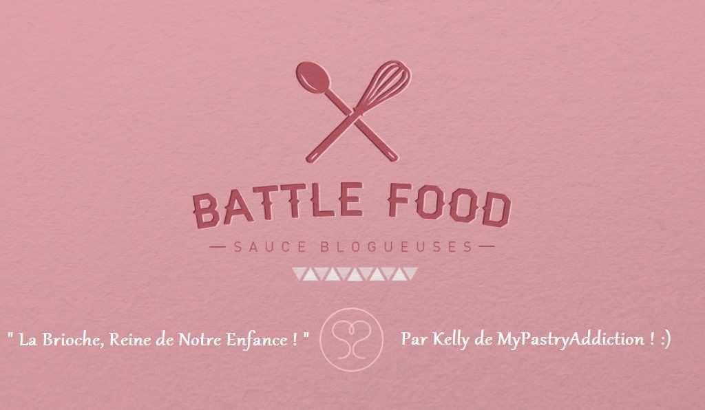 [ Battle Food # 52  ] : Et le Nouveau Thème est...