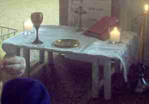 Altar Cloth and Linens - Click Image to Close