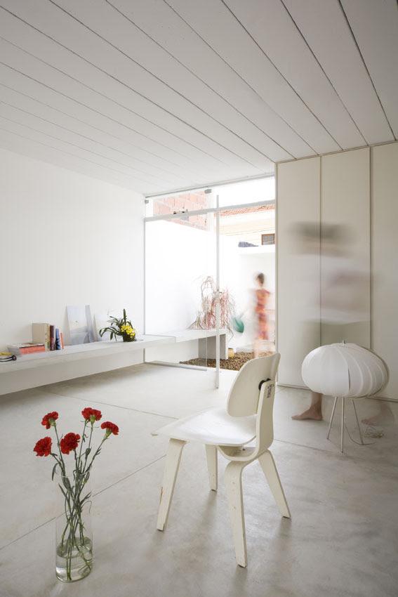 Casa-Cubo, AR-Arquitectos, diseño, arquitectura, casas, sustentabilidad