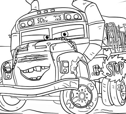 Disney The Queen For Kids Cars 285da Coloring Page