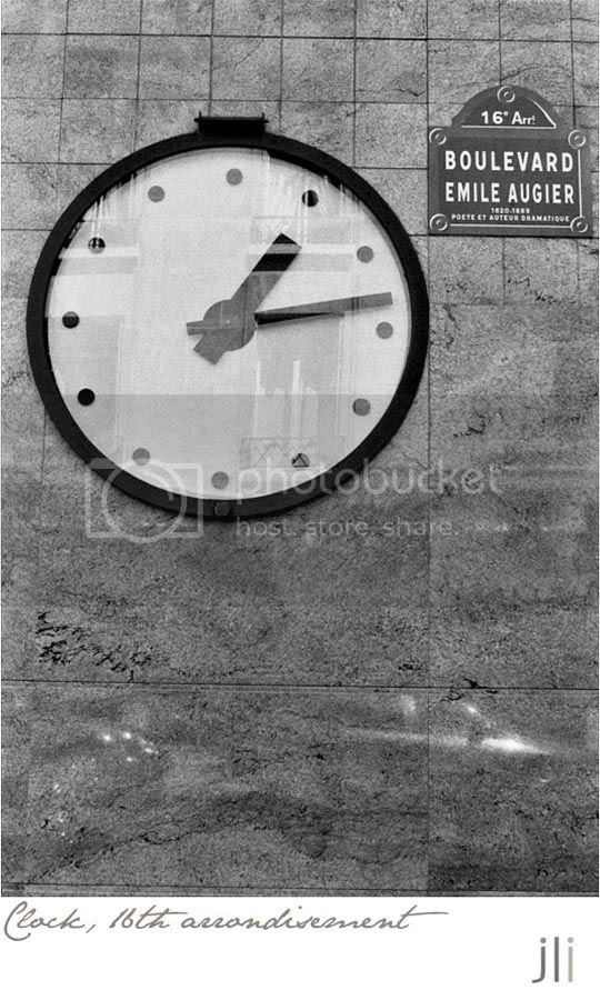 clock, 16 arrondissement paris photo bw-6.jpg