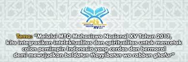 MTQ NASIONAL XXVI TAHUN 2016