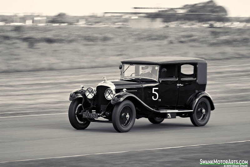 1926 Bentley Saloon