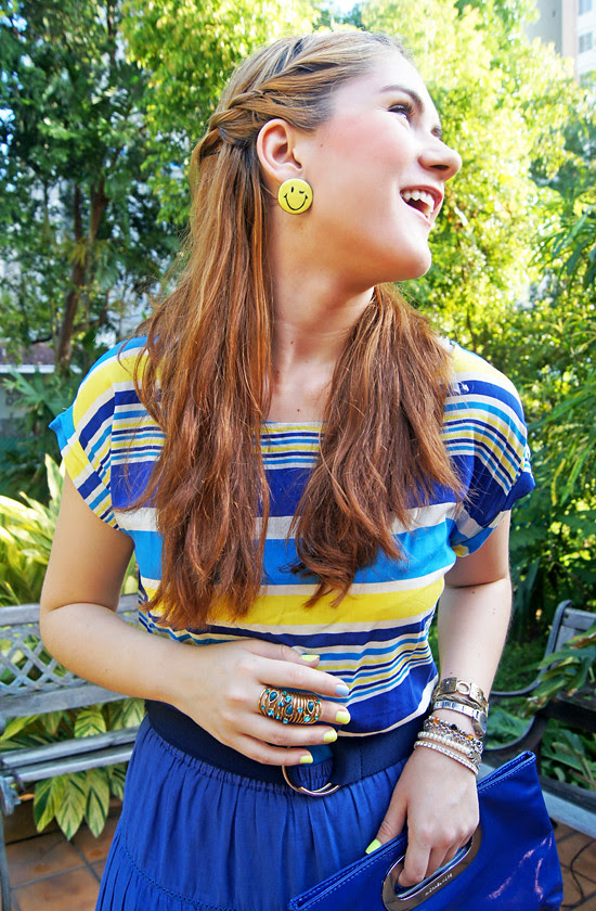 Blue & Yellow by The Joy of Fashion (9)
