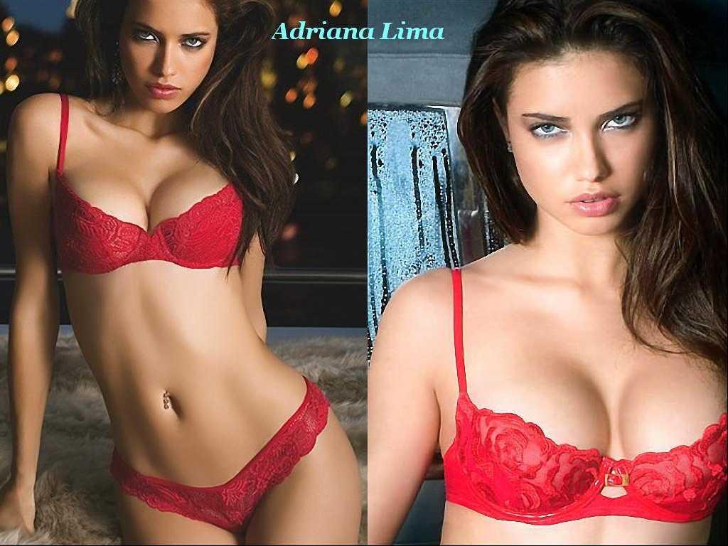 Adriana Lima wallpaper