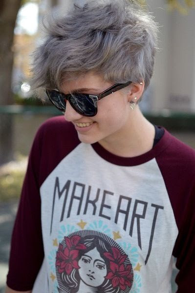 24 cool and easy short hairstyles  styles weekly