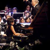 Verbier, Rachmaninov trop grand pour Yuja Wang