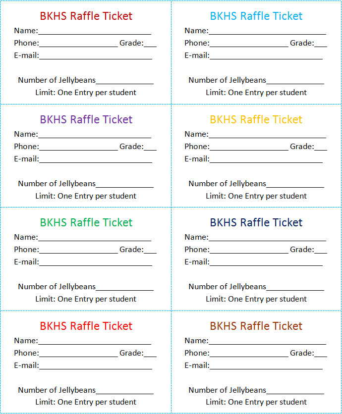 Review Terbaru Staples Printable Tickets Template 19883 Download