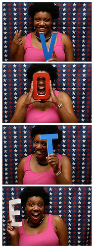 Vote-o-booth: Nichelle Stephens