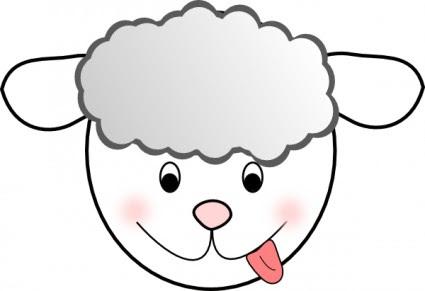 87 Gambar Animasi Domba HD