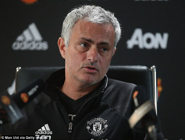 Jose Mourinho has said that Anthony Taylor will find it tough to have a good performance