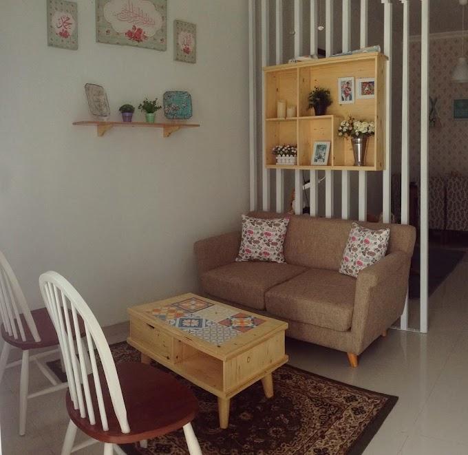 Ruang Tamu Menyatu Dengan Ruang Makan Dan Dapur | Ide Rumah Minimalis