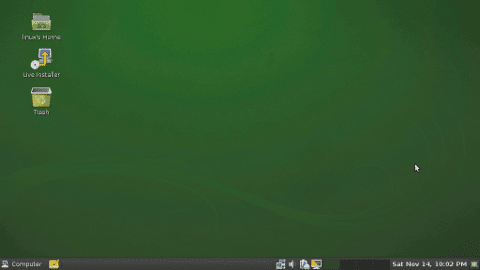 openSUSE 11.2 GNOME