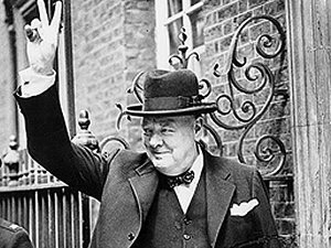 Winston Churchill (Wikipedia)