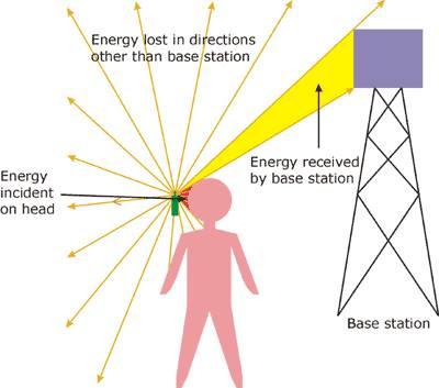التأثيرات الصحية الضارة للشبكات اللاسلكية والمحمول