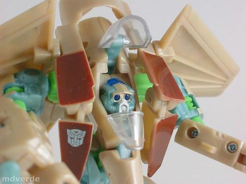 Transformers Breakaway RotF Deluxe - modo robot