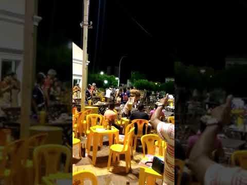 Em menos de 15 dias, é registrada a 2ª briga na Praça da Convivência em Mossoró/RN