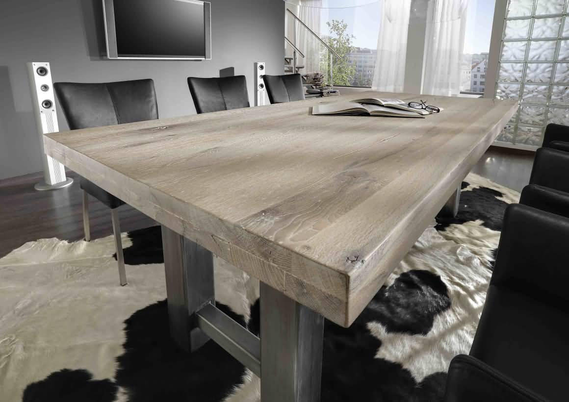 Esstisch Holz Grau - Zuhause