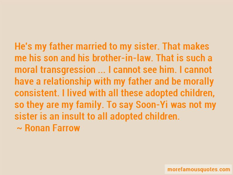 Brother N Sister In Law Quotes Top 16 Quotes About Brother N Sister
