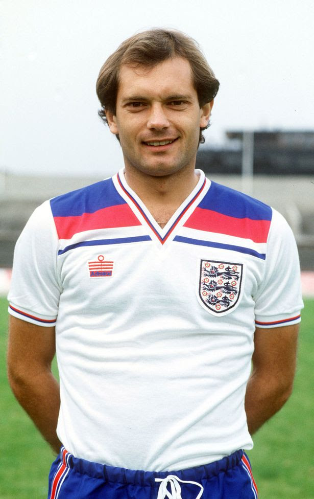 IMG RAY WILKINS, English Football Player and Coach