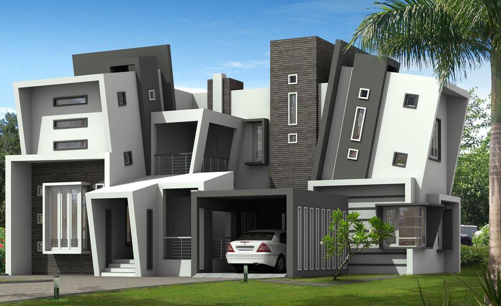 Wah Ini Dia Model Rumah Minimalis Modern Paling Top