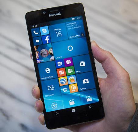 Microsoft Lumia 950 Dual SIM Restore Factory Hard Reset Remove Pattern Lock