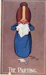 Card w cartoon