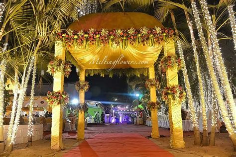 Wedding decoration pictures   Flower decoration for