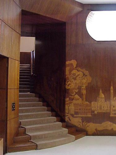 Entrance Hall, Eltham Palace