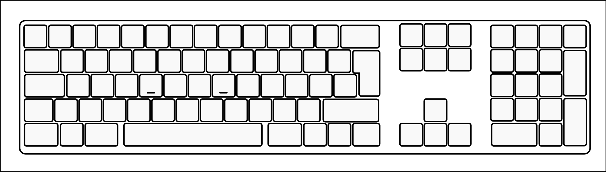File:Blank-extended-keyboard.svg - Wikimedia Commons