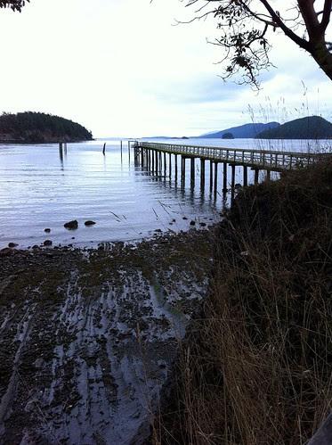 short pier for long walks