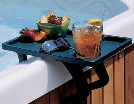 Aqua Tray Spa Side Table Leisure Depot