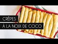 Crepe Recette Noix De Coco
