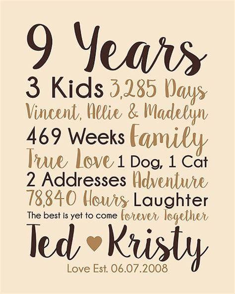 Best 20  9th wedding anniversary ideas on Pinterest
