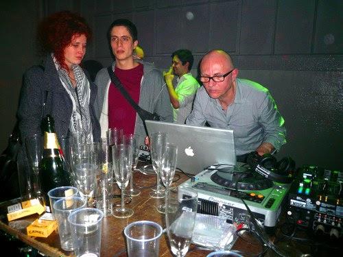 MAMCO geneve xmars party sylvie fleury DJ SID Sydney Stücki MATTFOLEY TACTEEL RAVEN SCOTT GERWALD ROCKENSCHAUB