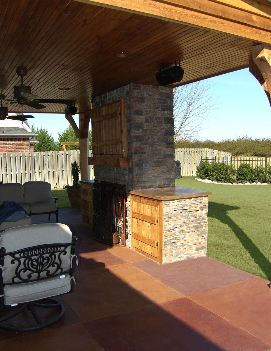 Backyard Tiles Ideas