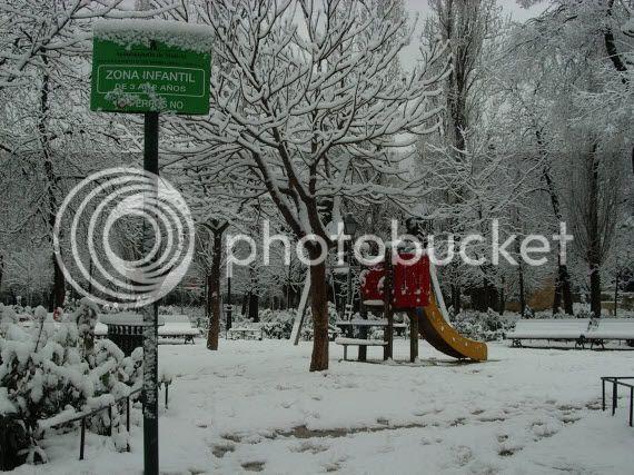 Frío y nieve: recomendaciones para casa y para la calle