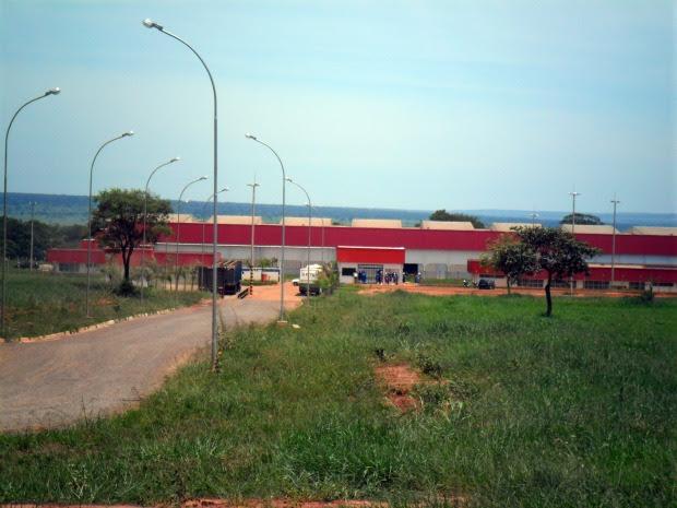 Quatro morrem em vazamento em frigorífico em Bataguassu, MS (Foto: BataguassuNews/Olair Nogueira)