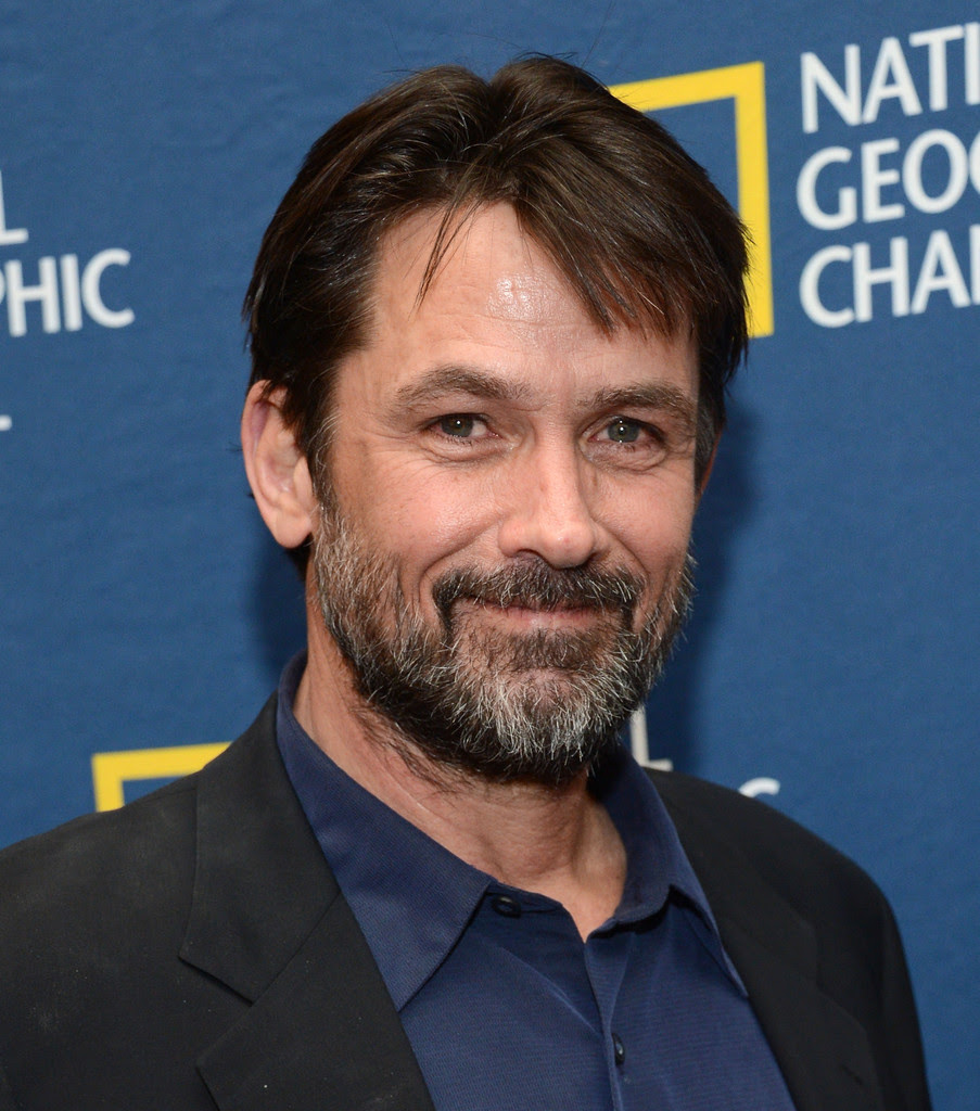 "Billy Campbell - National Geographic Channels' ""2013 Winter TCA"" Cocktail Party"